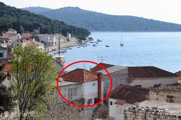 Rogoznica, Rogoznica, Property 5258 - Vacation Rentals near sea with pebble beach.