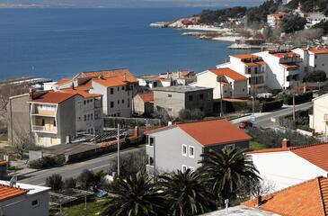 Duće, Omiš, Property 5261 - Apartments near sea with pebble beach.