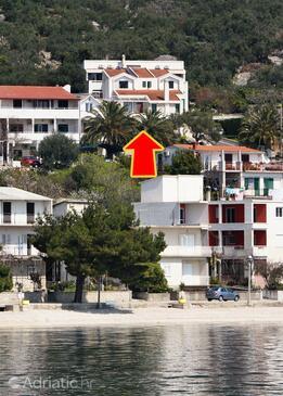 Igrane, Makarska, Property 5266 - Apartments near sea with pebble beach.