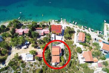 Grebaštica, Šibenik, Objekt 5270 - Ubytování v blízkosti moře.