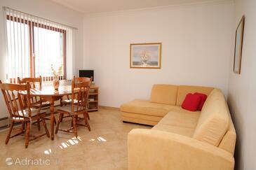 Zablaće, Living room in the apartment, WiFi.