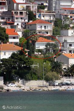 Omiš, Omiš, Property 5280 - Apartments near sea with sandy beach.