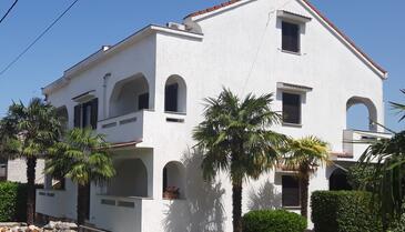 Sveti Anton, Krk, Property 5288 - Apartments in Croatia.