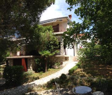 Omišalj, Krk, Объект 5298 - Апартаменты вблизи моря.