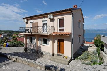 Vrbnik, Krk, Property 5299 - Apartments and Rooms with pebble beach.