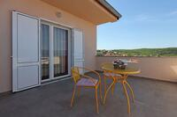 Apartments and rooms with parking space Vrbnik (Krk) - 5299