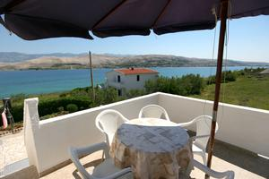 Apartments by the sea Pag - 530