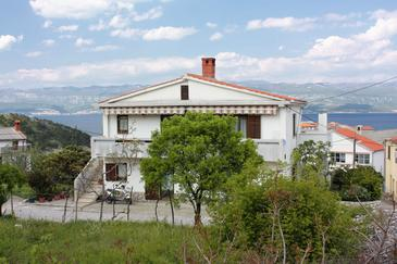 Vrbnik, Krk, Property 5300 - Apartments with pebble beach.