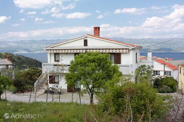 Vrbnik, Krk, Property 5300 - Apartments with pebble beach.