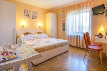 Vrbnik, Sypialnia w zakwaterowaniu typu room, WiFi.