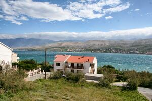 Apartments by the sea Pag - 532