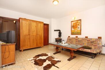 Porat, Гостиная в размещении типа apartment, доступный кондиционер и WiFi.