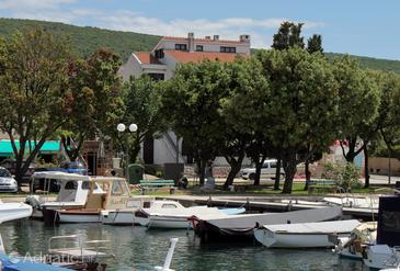 Punat, Krk, Property 5328 - Apartments by the sea.