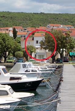Punat, Krk, Property 5329 - Apartments by the sea.