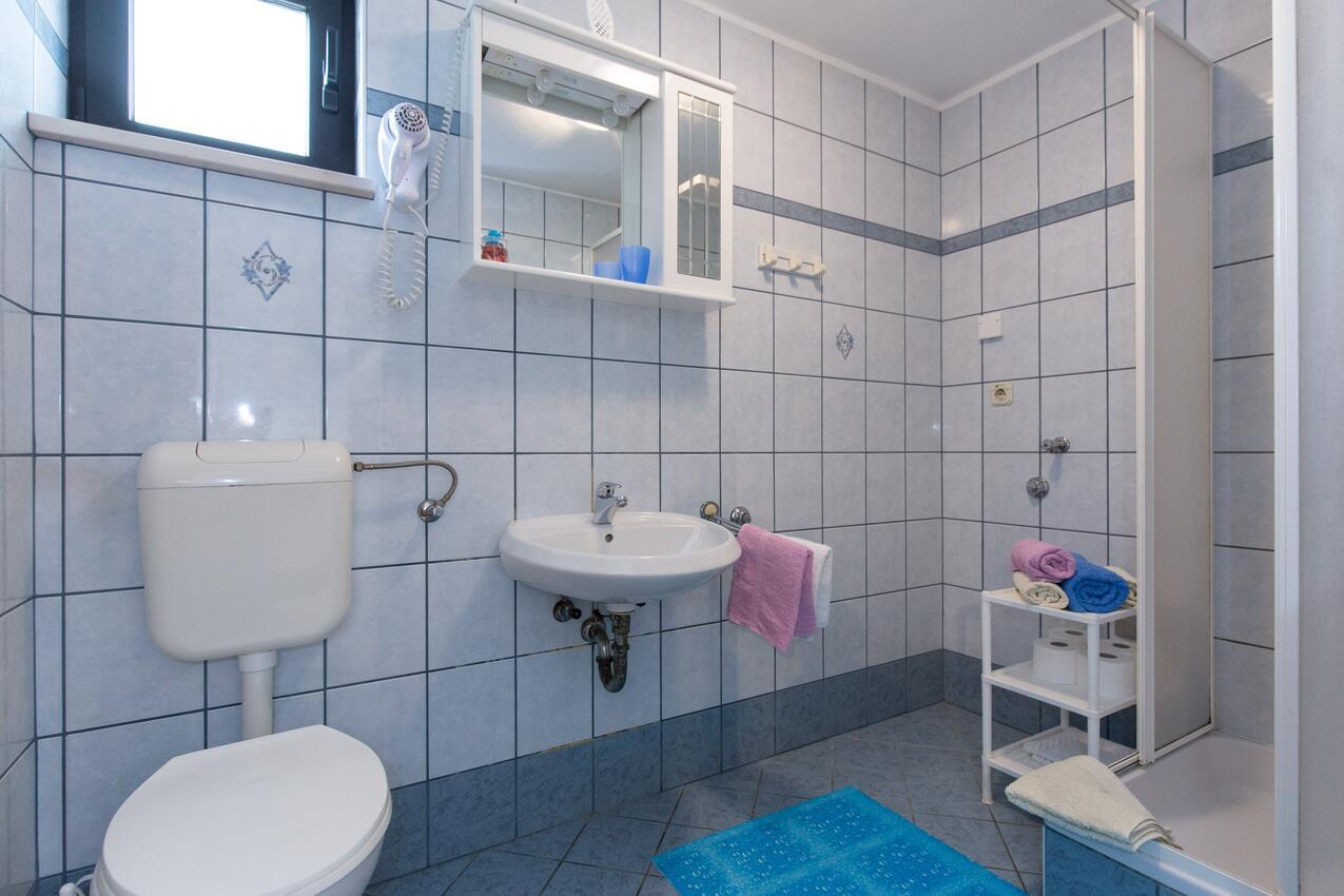 Ferienwohnung im Ort Punat (Krk), Kapazität 2+2 (2143522), Punat, Insel Krk, Kvarner, Kroatien, Bild 6
