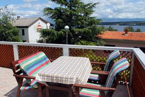 Apartmány u moře Vantačići (Krk) - 5347