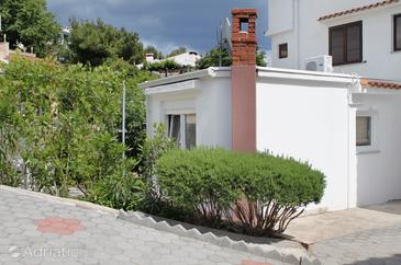 Baška, Krk, Property 5352 - Apartments near sea with pebble beach.