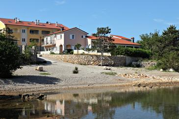 Klimno, Krk, Property 5361 - Apartments near sea with pebble beach.