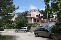 Apartmány a pokoje s parkovištěm  Punat (Krk) - 5363