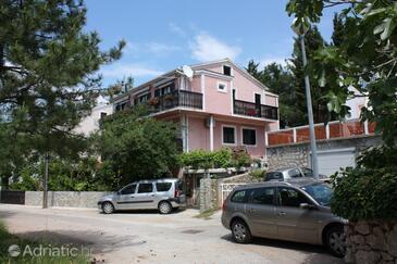 Punat, Krk, Object 5363 - Appartementen en kamers in Croatia.