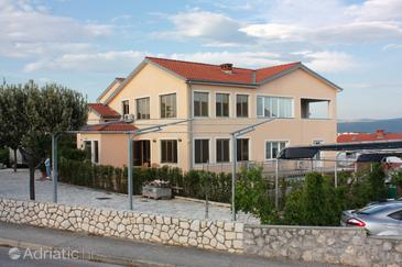 Krk, Krk, Property 5365 - Apartments and Rooms with pebble beach.