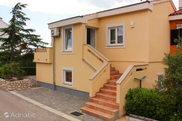 Punat, Krk, Property 5374 - Apartments near sea with pebble beach.