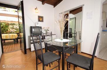 Artatore, Blagovaonica u smještaju tipa apartment, kućni ljubimci dozvoljeni i WiFi.