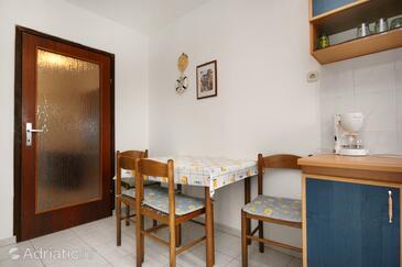 Jurandvor, Dining room in the apartment.