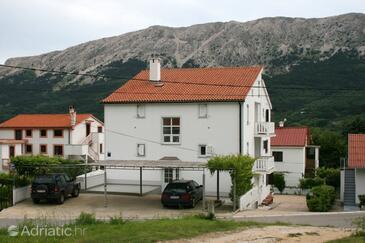 Jurandvor, Krk, Property 5393 - Apartments with pebble beach.