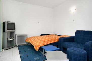 Jurandvor, Living room in the apartment.