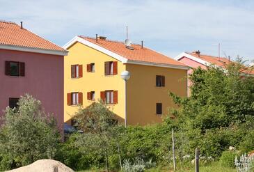 Malinska, Krk, Obiekt 5397 - Apartamenty w Chorwacji.