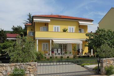 Punat, Krk, Property 5408 - Apartments in Croatia.