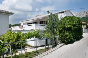 Apartmány s parkovištěm Baška (Krk) - 5411