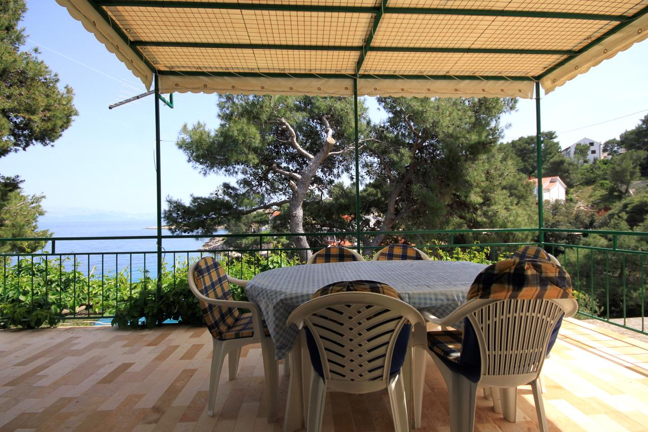 Ferienwohnung im Ort Basina (Hvar), Kapazität 4+1 (1012714), Vrbanj, Insel Hvar, Dalmatien, Kroatien, Bild 13