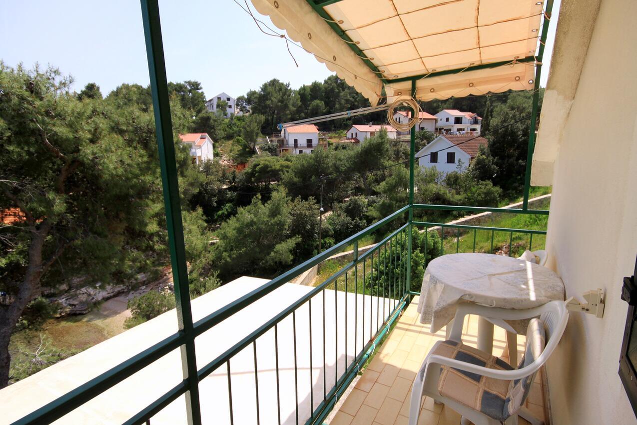 Ferienwohnung Studio Appartment im Ort Basina (Hvar), Kapazität 2+1 (1012715), Vrbanj, Insel Hvar, Dalmatien, Kroatien, Bild 13