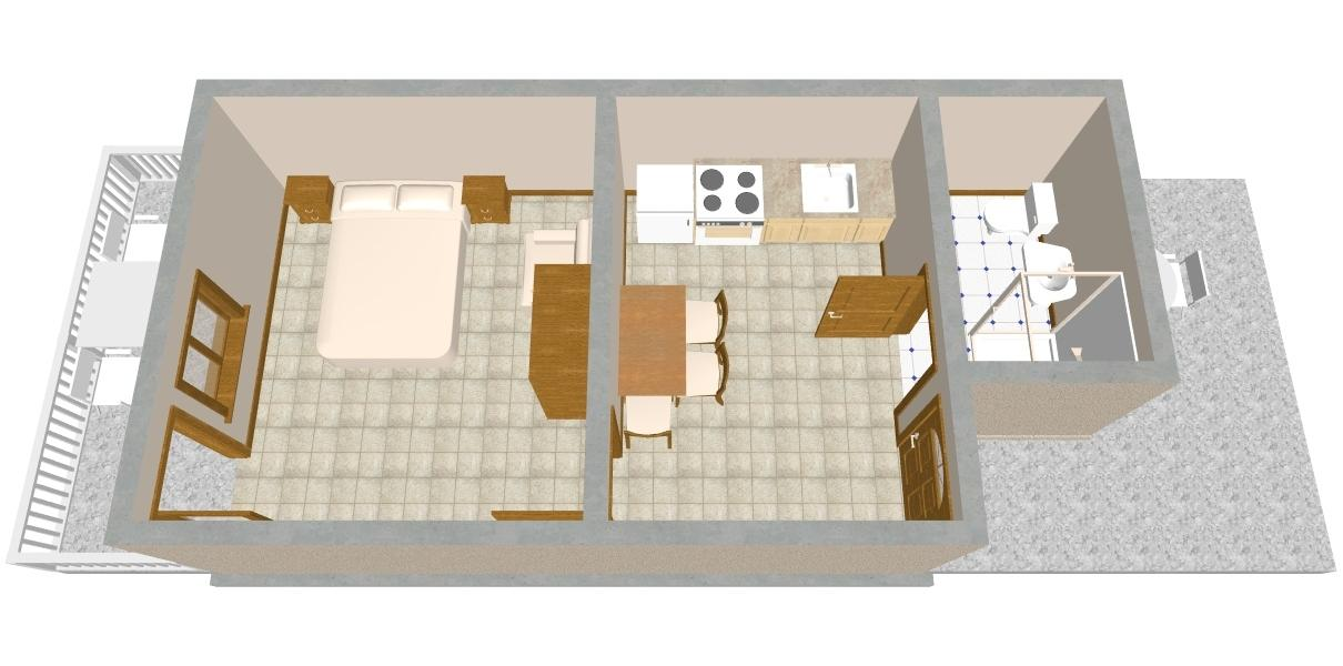 Ferienwohnung Studio Appartment im Ort Basina (Hvar), Kapazität 2+1 (1012715), Vrbanj, Insel Hvar, Dalmatien, Kroatien, Bild 35