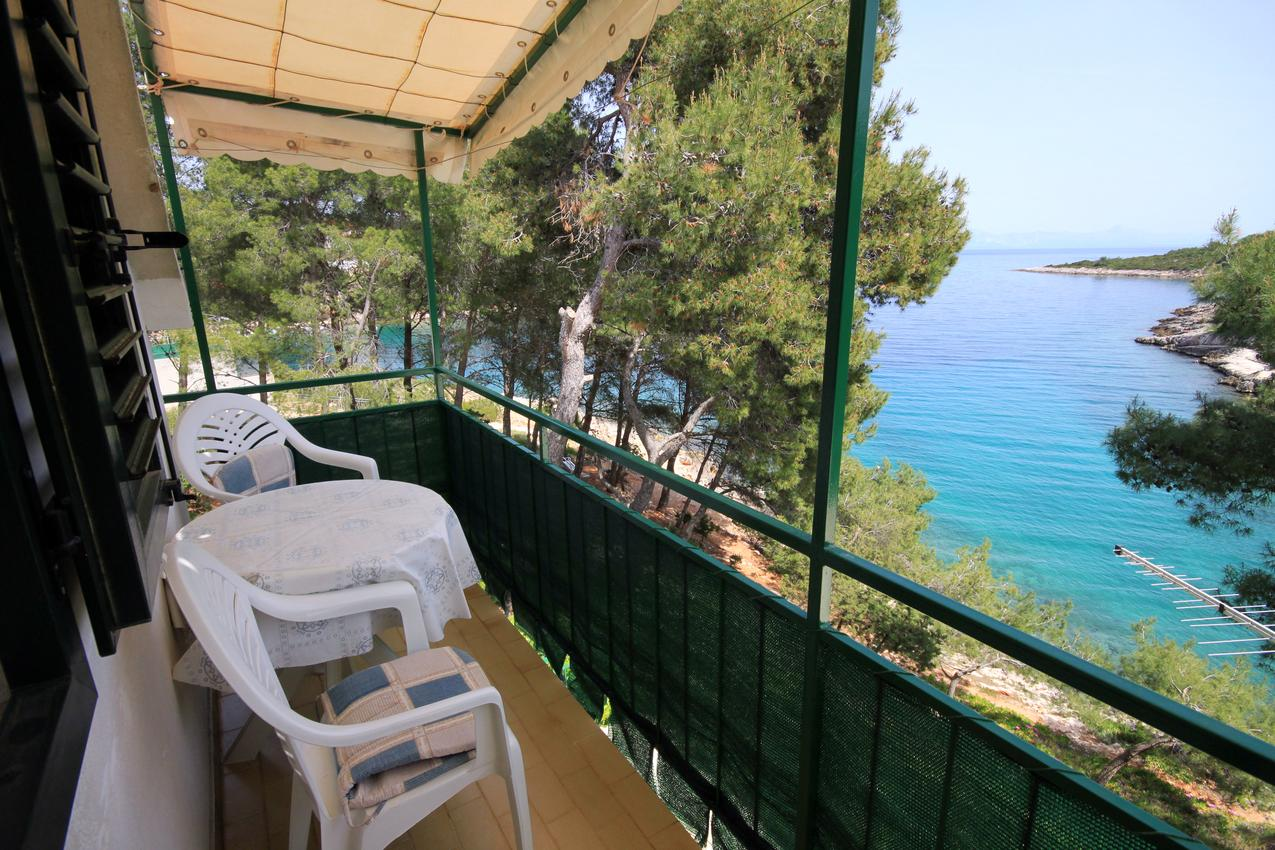Ferienwohnung Studio Appartment im Ort Basina (Hvar), Kapazität 2+1 (1012716), Vrbanj, Insel Hvar, Dalmatien, Kroatien, Bild 1