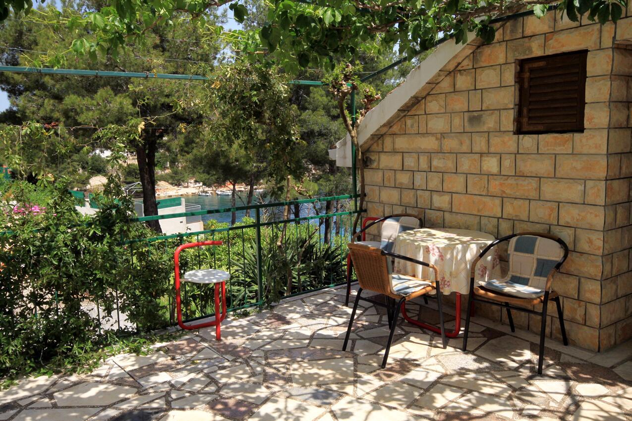Ferienwohnung Studio Appartment im Ort Basina (Hvar), Kapazität 2+1 (1012716), Vrbanj, Insel Hvar, Dalmatien, Kroatien, Bild 8