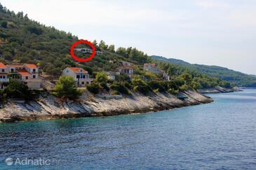 Prigradica, Korčula, Property 543 - Apartments by the sea.