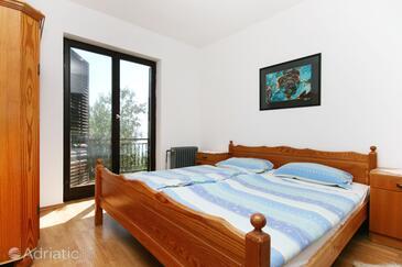 Stara Baška, Bedroom in the room, WIFI.