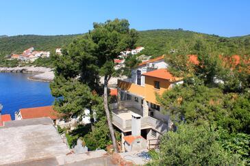 Zavalatica, Korčula, Obiekt 547 - Kwatery przy morzu.