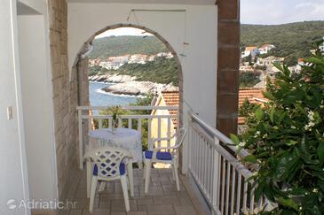 Balkon   pohled  - S-547-e