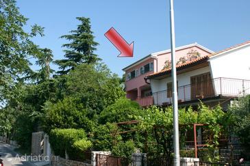 Selce, Crikvenica, Property 5470 - Apartments in Croatia.