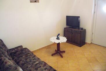 Novi Vinodolski, Гостиная в размещении типа apartment, Домашние животные допускаются и WiFi.