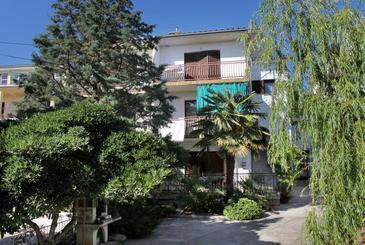 Selce, Crikvenica, Property 5485 - Apartments in Croatia.