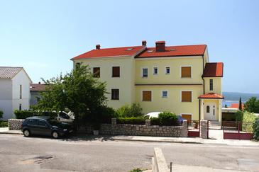Crikvenica, Crikvenica, Property 5487 - Apartments with pebble beach.