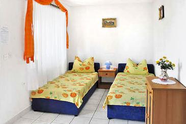 Crikvenica, Wohnzimmer in folgender Unterkunftsart apartment, WiFi.