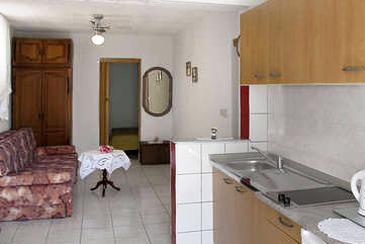Crikvenica, Гостиная в размещении типа apartment, WiFi.