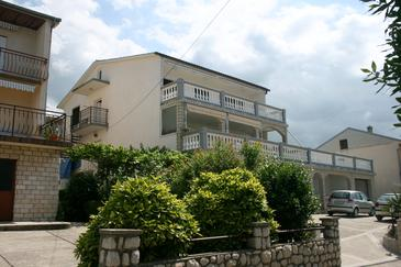 Crikvenica, Crikvenica, Obiekt 5489 - Apartamenty ze żwirową plażą.