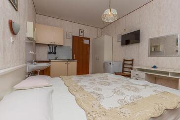 Crikvenica, Кухня в размещении типа room, Домашние животные допускаются и WiFi.
